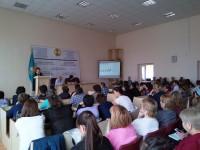 Встреча с населением специалистов НАО «ФСМС»
